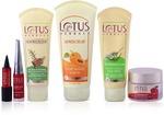 lotus herbal Skin Brightening  (Set of 6)
