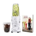 Wonderchef 400 Watt Nutri-Blend with Free Servin Glass Set (White)