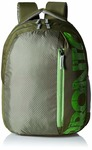 Pronto Thunder 20 Ltrs Green Casual Backpack (8806 - OL)