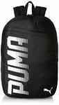 Puma 24 Ltrs Black Laptop Backpack (7471401)