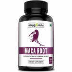 Simply Nutra Maca Root Extract Capsules for Reproductive Health - 800mg - 90 Veg Capsules