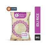 Grofers Mother's Choice Idli Rice 5 Kg [CHENNAI USERS]
