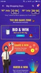 The Big Shopping Days win American tourister suitcase at RS 1