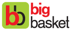 Bigbasket: Flat 100 cashback on order above 800 using freecharge