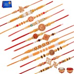 pack of 12 rakhis