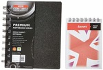 Luxor 1 Subject Single Ruled Pocket Notebook - A6, 70 GSM, 160 pages