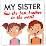 Personalised Rakhi Gifts for Sisters