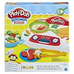 Playdoh Kitchen Creations Sizzling' Stovetop, Multi Color