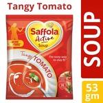 pantry    Saffola Active Soup, 53g 60% off  back again
