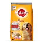 Pedigree Adult Dog Food (High Protein Variant) – Chicken, Egg & Rice, 3 Kg