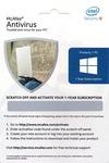 McAfee Antivirus 1 year 1 pc @ 109