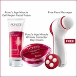 Pond's Age Miracle Massager Kit