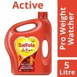saffola Active edible oil 5l worth 655@540