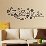 Decals Design Wall Decor Flat Rs. 79 & 89.