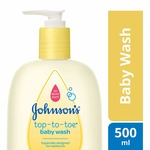 pantry || Johnson's Baby Top To Toe Wash (500ml)