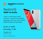 Redmi Y2 | 64 GB Available now without sale