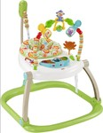 Fisher Price RainForest friends spacesaver Jumperoo CHN44 at flat 52% off + additional 10% cashback  on using citibank CC
