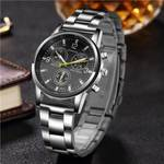 Men Formal Chronographic watch @137