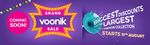 Grand Voonik Sale (11th - 15th August) : Upto 80% Off on Fashion