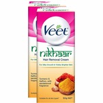 Veet Hair Removal Cream Pack of 2 lowest ever