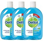 Dettol Cool Hygiene - 200 ml (Pack of 3)