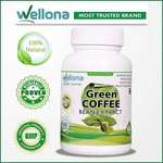 Wellona Green Coffee Beans Extract Weight Loss Pills - 60 Capsules  II APPLY 5%  COUPON II