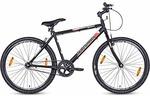 Hero Kyoto 26T Single Speed Cycle (Black)