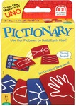 Mattel Games Pictionary  (Multicolor)