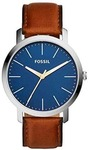 Fossil watch below 4k,with 5 🌟 rating Fossil Analog Blue Dial Men's Watch-BQ2311