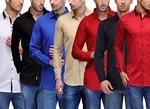 Men's Cotton Shirts (Combo of 7)