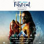 Get 2 tickets of Aquaman Special Screening at Rs. 100 at IMAX screening shows