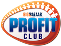 Big Bazaar Profit Club will add FREE shopping worth Rs 200 / 400 to your card tomorrow!