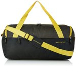 Aristocrat Polyester 52 cms Black Travel Duffle