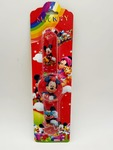 (LOOT)Mickey Mouse Strap Pack of 1 or 2 for FREE or Pack of 3@4rs + Free Shipping