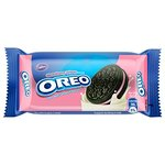[ Pantry ]Cadbury Oreo Strawberry Crème Biscuit, 51.5g- Rs  5  [ 50 %  off   ] @  amazon