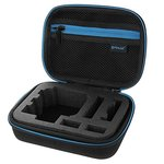 [Loot] PULUZ Waterproof Carrying and Travel Case for GoPro HERO5 /4 Session /4 /3+ /3 /2 /1, Puluz U6000 and Accessories, Small Size: 16cm x 12cm x 7cm(Black)@193