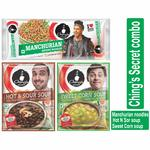 Ching Hot and Sour Soup & Noodles Upto 32% Off