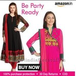 Atayant Women's Clothing MIn 80% off from Rs. 150