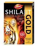 Dabur Shilajit Gold - 10 Caps