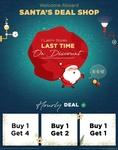 Myntra Flash Sale :- Buy 1 get 4, buy 1 get 2 , buy 1 get 1
