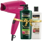 TRESemme Nourish & Replenish Shampoo and Conditioner Plus Philips Hair Dryer {available again}