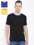 Design Classics Pack of 3 Solid T-shirts