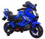 Toy House Valentina Racer Bike Rechargeable Battery Operated Ride-On for Kids (2 to 6Yrs), Blue