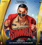 Get 50% Cashback upto 150 on booking Min 2 Simmba Movie tickets