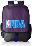 American Tourister Purple Casual Backpack (DRIBBLE NBA BACKPACK)