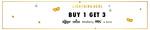 Jabong Lightning Deal : Buy 1 Get 3
