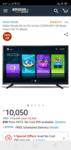 Noble Skiodo 80 cm (32 inches) 32SM32N01 HD Ready Smart LED TV (Black)