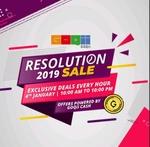 goqii app resolution 2019 sale (Upto 80% off)