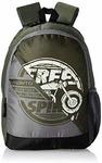 Pronto Zest 19.3 Ltrs Olive Green Casual Backpack (8842 - GR