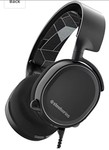 [check pc's] SteelSeries Arctis 3 Gaming Headset with 7.1 Surround for PC, Playstation 4, Xbox One, Nintendo Switch, VR, Android and iOS (Black)